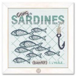 Le Gang de sardines