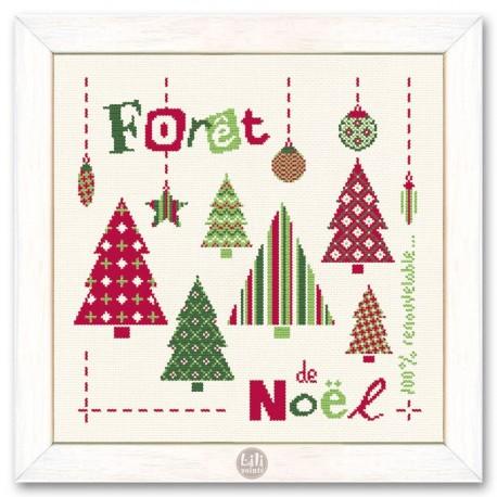 Forêt de Noël