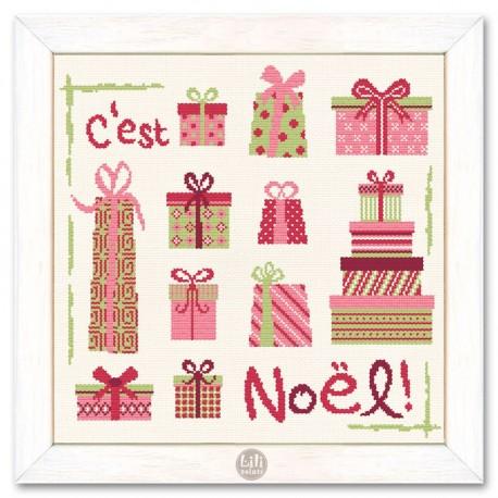 Les Paquets de Noël