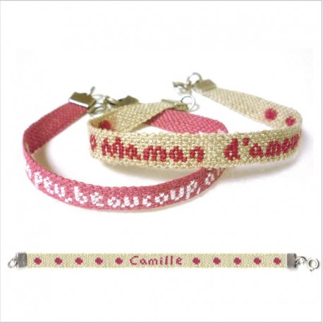 Bracelet ficelle (semi-kit)