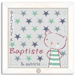 Baptiste dans les étoiles