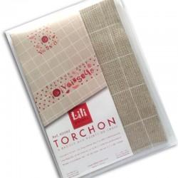 """Kit Torchon """"vaisselle"""" (rouge)"""