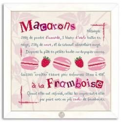 Les Macarons à la Framboise