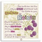 La Confiture de raisin