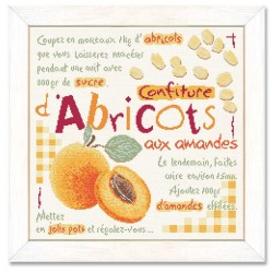 La Confiture d'abricots