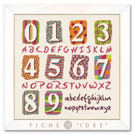 Idées Chiffres et Alphabet