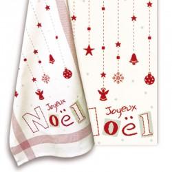 """Torchon """"Joyeux Noel"""""""