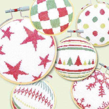 Les boules de Noël 1