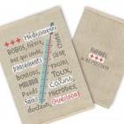 """Carnet de santé """"Thermomètre"""" en Semi Kit"""
