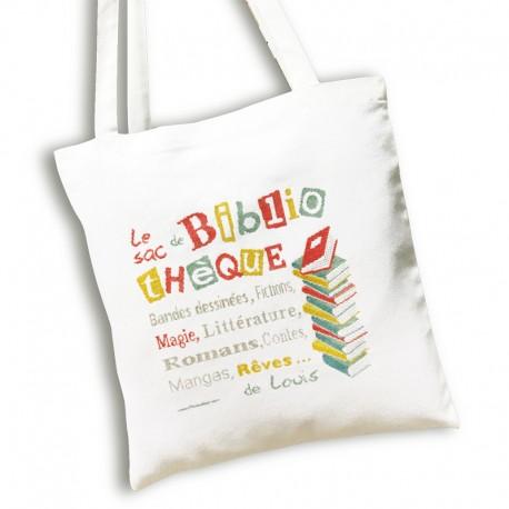 Le sac de Bibliothèque